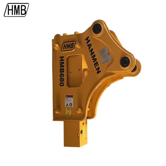 hmb680 hydraulic breaker diaphragm parts hammer rock breaker hydraulic jack hammer for backhoe