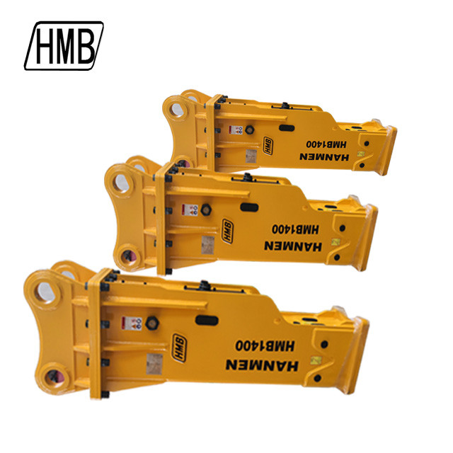sb43 excavator demolition top rock breaker/ hydraulic breaker concrete breaker for mini excavator