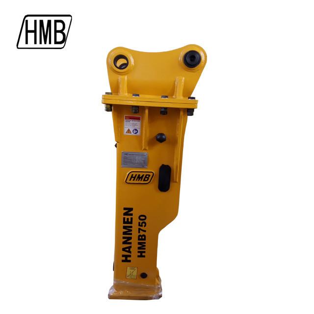 sb43 hydraulic breaker cutting hydraulic hammer demolition concrete for excavator