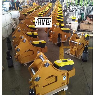 HMB side type hydraulic breaker hammer for sale