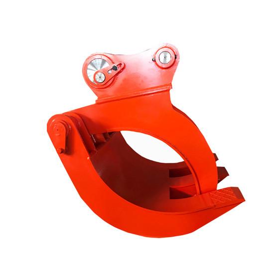 Mini Excavator Sorting hydraulic Grapple Mechanical grab for sale