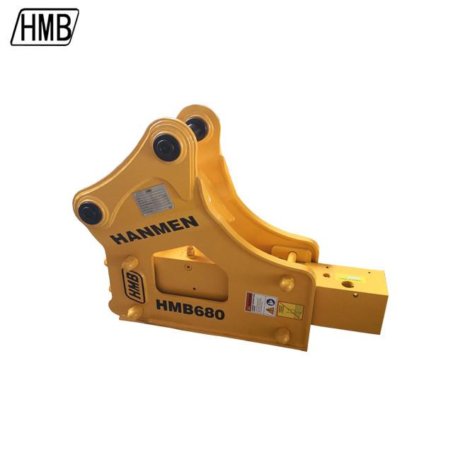 HMB680 Excavator Side Type Hydraulic Breaker Hammer Price