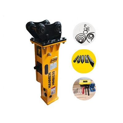 HMB530 Excavator Breaker Supplier Hydraulic Rock Breaker Hydraulic Hammer Manufacturer