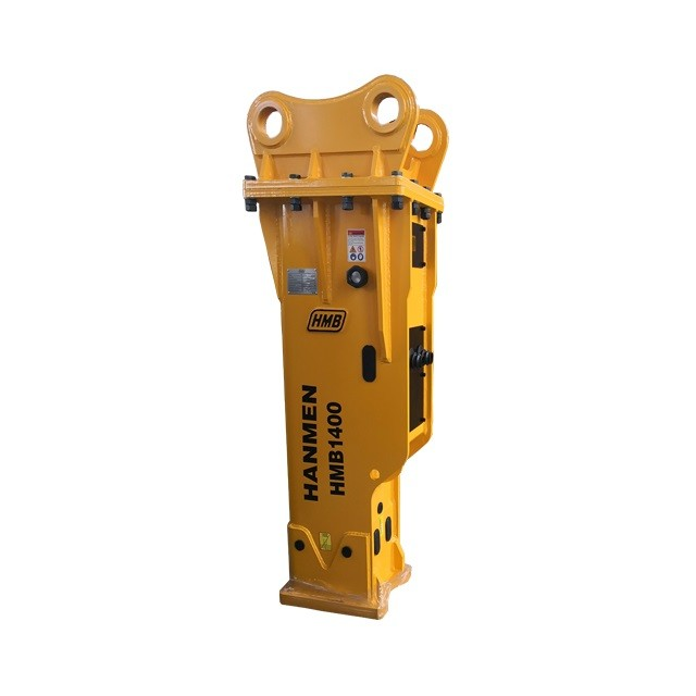 factory price soosan sb81 hydraulic breaker chisels 140mm for excavator for rock breaking