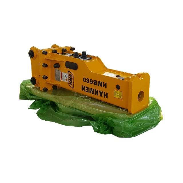3-7 Tons mini Hydraulic Hammer breaker For Mini Excavator sb40 rock breaker