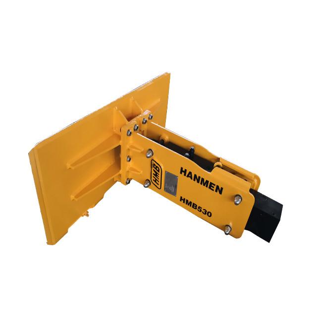 soosn sb30 Top Type Bracket hydraulic skid steer loader hydraulic hammer