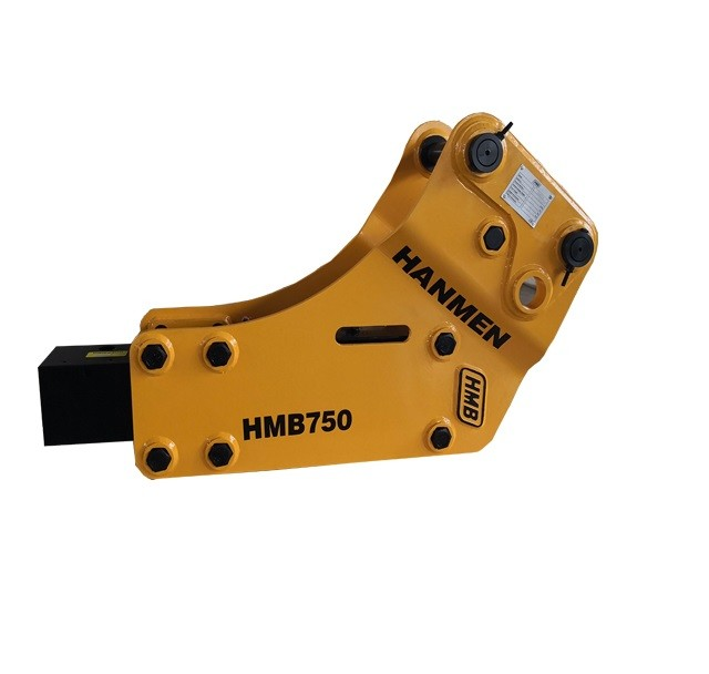 Good Quality hmb680 sosoan backhhoe loader excavator hydraulic concrete breaker