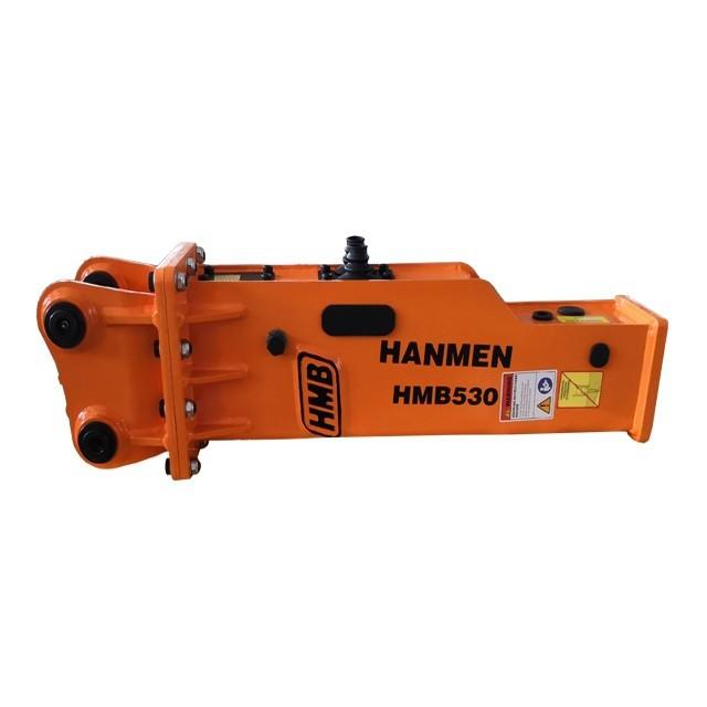 china soosan sb30 stone rock breaker hydraulic hammers for pc120 excavator