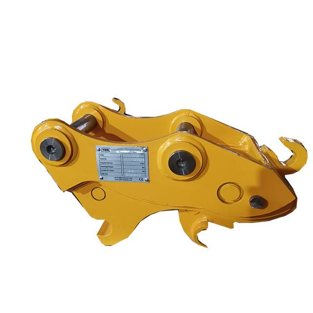 PC200 excavator tilt attachment rotating quick hitch coupler for sale