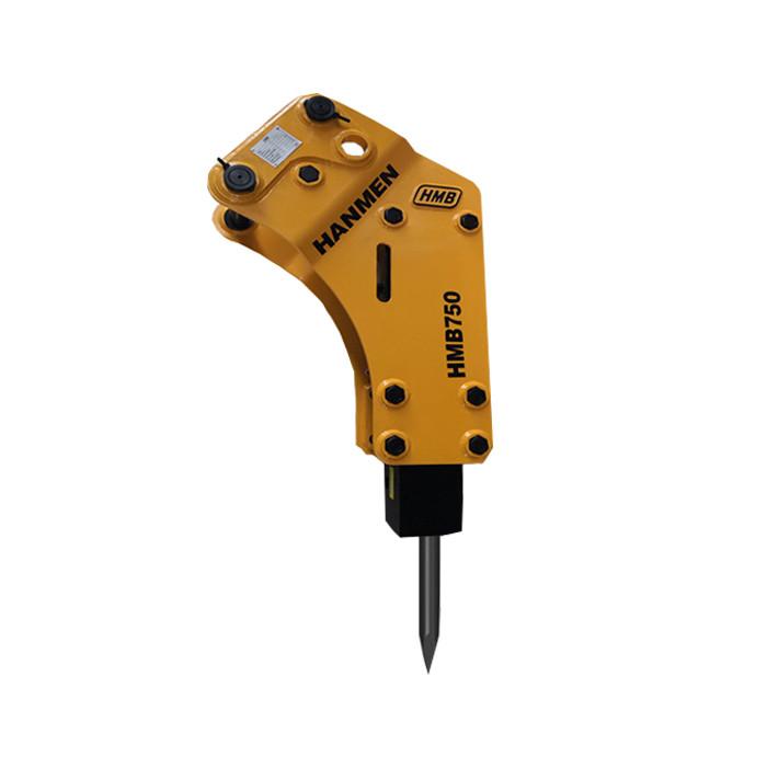 Excavator attachment  towable backhoe loader jcb Hydraulic Hammer rock breaker