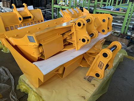 excavator hydraulicTilting Bucket Rotator Mud Tilt Clean Bucket for sale