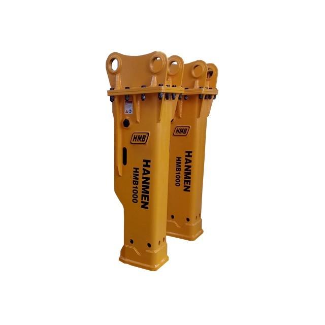 korean soosan Sb20 30 40 43  50 60 70 81hydraulic hammer Breakers For mini excavator