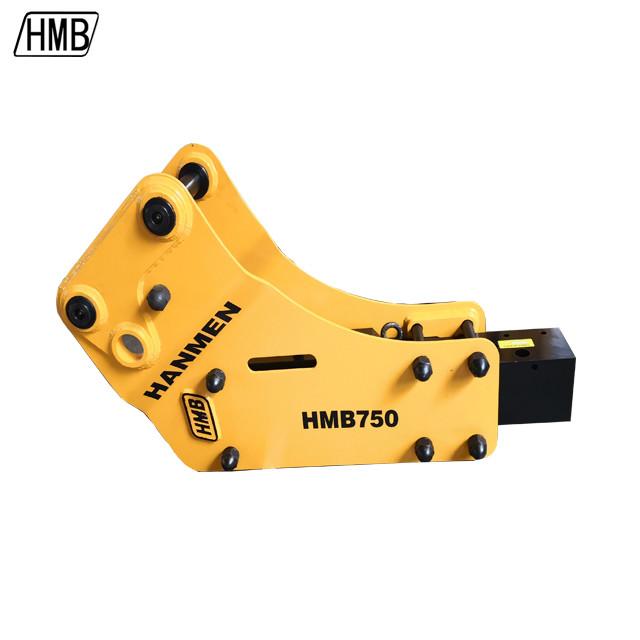 Backhoe loader hydraulic hammer rock breaker jcb breaker for mountain breaking