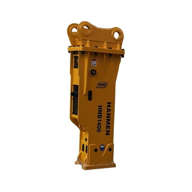 high quality Soosan Series 20 ton excavator rock hammer manufacture hydraulic breaker hammer