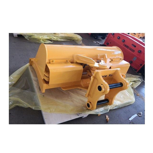 Excavator Heavy Duty HD rock Bucket For Excavator Attachments
