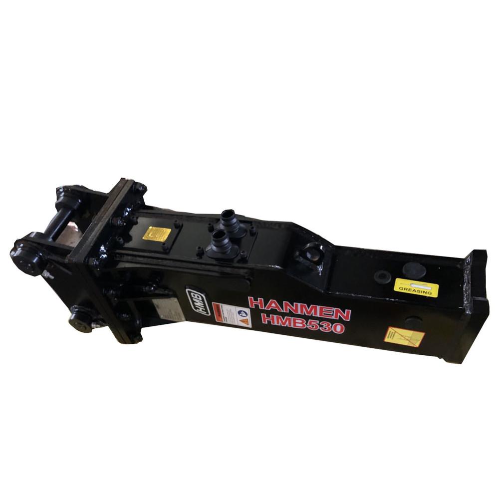 hmb530 rock hammer skid steer hammer hydraulic breaker seal kits excavator hydraulic hammer