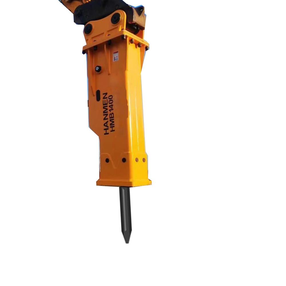 Best Selling Right-angle Breaker For Mechanical Maintenance rock Hydraulic Breaker