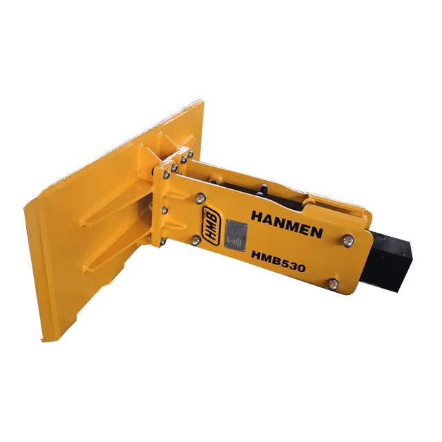 yantai breaker eacavator attachemnt skid steer rock breaker hammer for sale