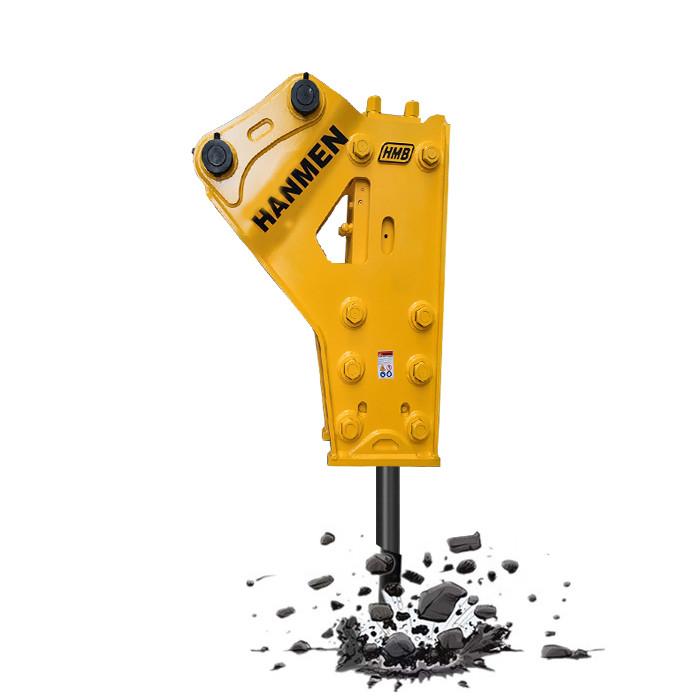 HMB side hydraulic breaker hammer for 10-30 ton excavator