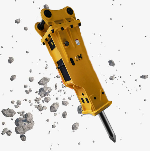 yantai mechanical equipment skid steer attachments hydraulic breakers for sale