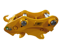 Construction Machinery Parts quick hitch couplers for 1-90 excavator