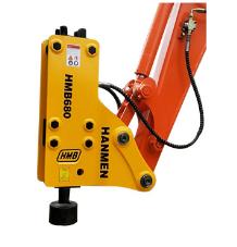 hydraulic breaker excavator Hydraulic Pile Breaker Hydraulic Pile Breaker for sale