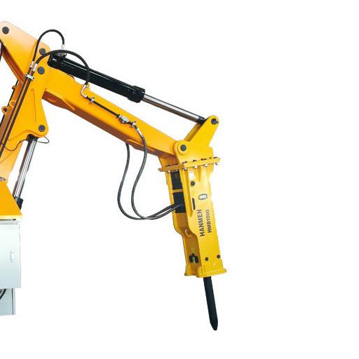 factory price hydraulic breaker side type 20tons hydraulic rock breaker hammer