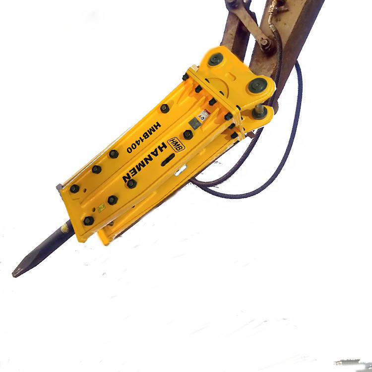 20 Ton top type Excavator Hammer Hydraulic Breaker For Sale