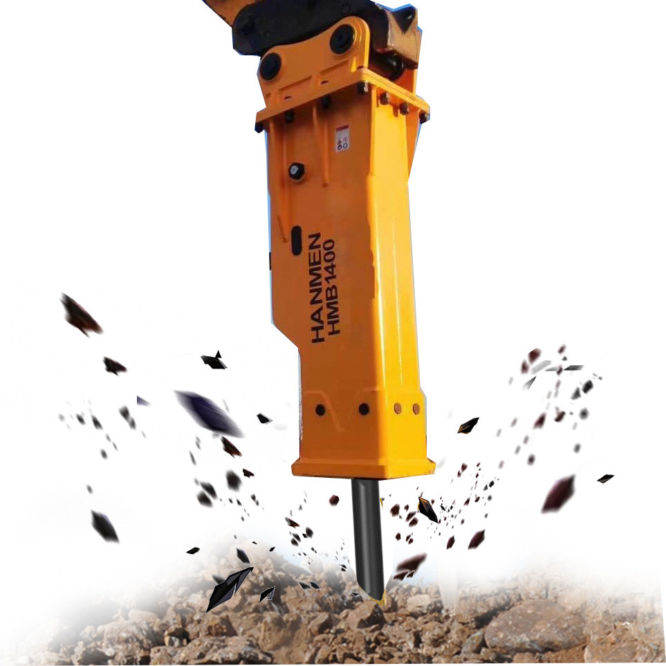 20ton hydraulic rock breaker korea hydraulic hammer for excavator