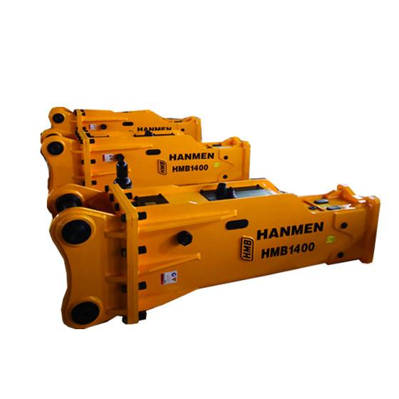 FACTORY PRICE yantai supplier furukawa f6 hydraulic breaker hammer rock breaker