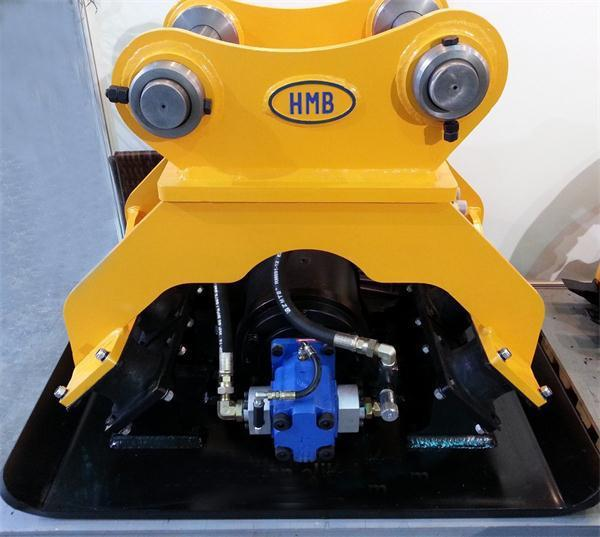 New design soil compactor Hydraulic Plate Compactor For All Brand 30 ton Excavator