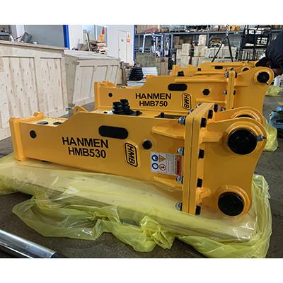 hmb 530 jack hammer rock breaker manufacturers soosan sb20 hydraulic breaker mini excavator hammer for sale