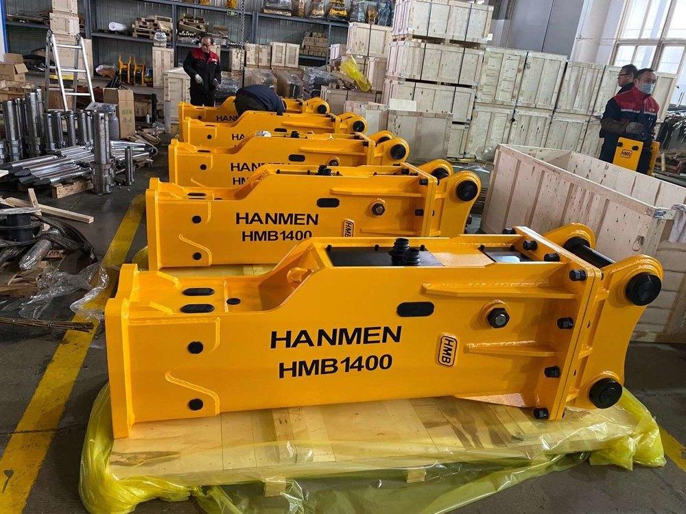 Best Mini Excavator Hammer Korean concrete Breaker Hammer Rock breaker Hydraulic Breaker Oem With Good Price