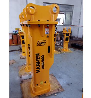 Soosan hydraulic rock breaker manufacturer sb50 excavator hydraulic breaker hammer High Quality Supplier In China