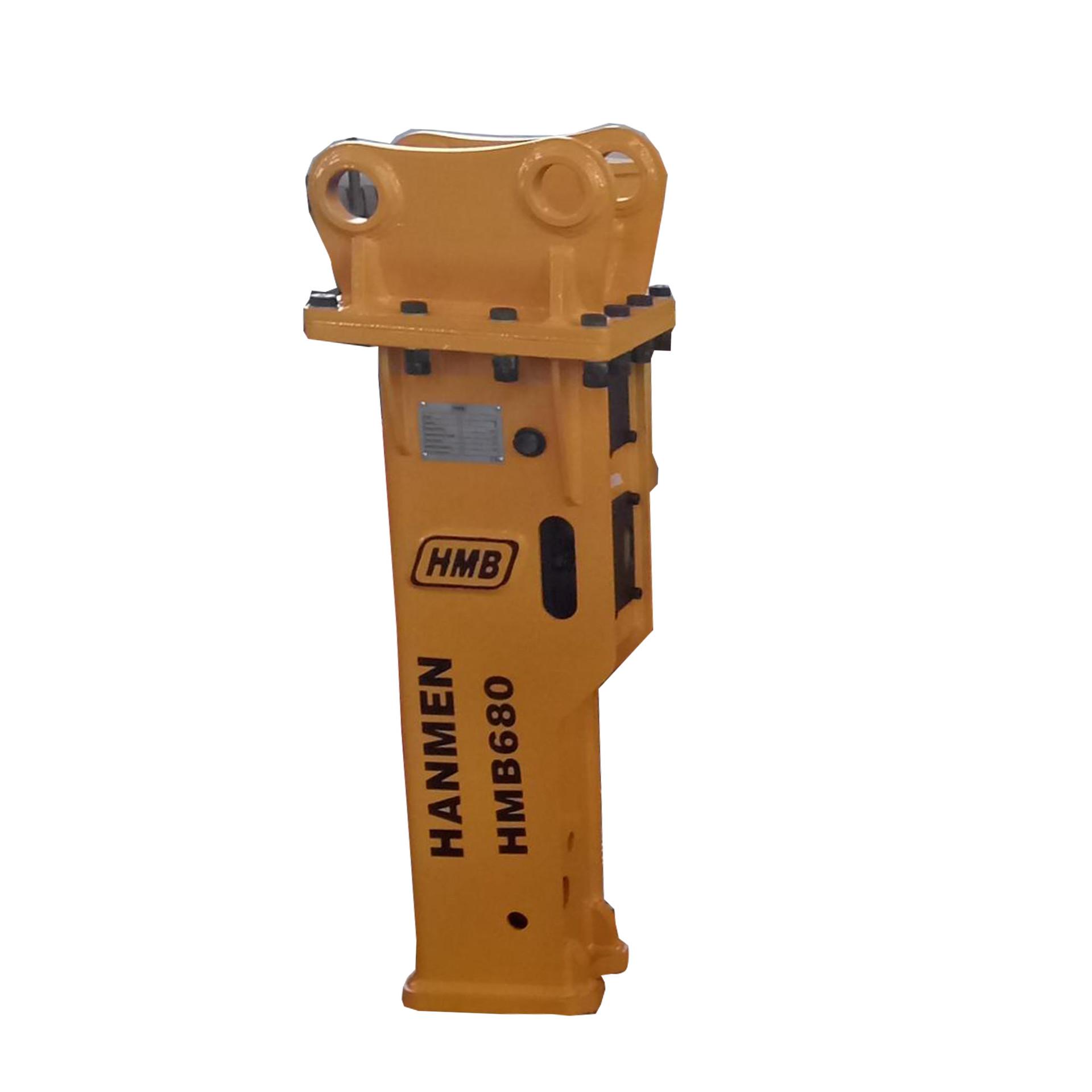 Excavator Hydraulic Hammer Manufacturers Hydraulic Rock Hammer Breaker sb40