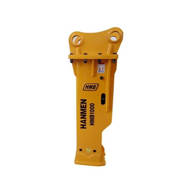 excavator attachment hydraulic hammer rammer parts soosan sb50 hydraulic hammer for sale