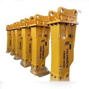 sb81 Best Quality Furukawa Hb20g Excavator Parts Hydraulic Hammer Rock Breaker With Ce Iso