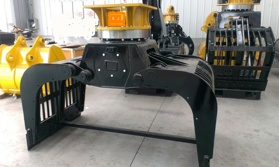 Professional Sorting Grapple Factory selector grab Demolition Grapple For All Brands Excavators