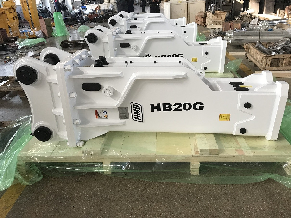 Wholesale Price best quality hb20g hb30g furukawa hydraulic rock breaker hammer for sale