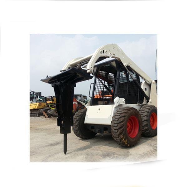 cheap price skid loader skid steer loader attachments for bobat excavator