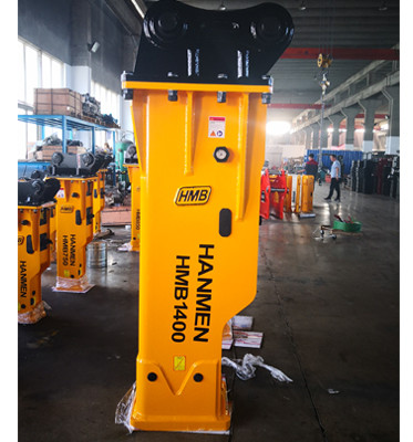 Top Quality Silence Rock Breaker box Type Concrete Rock Hydraulic Hammer for sale