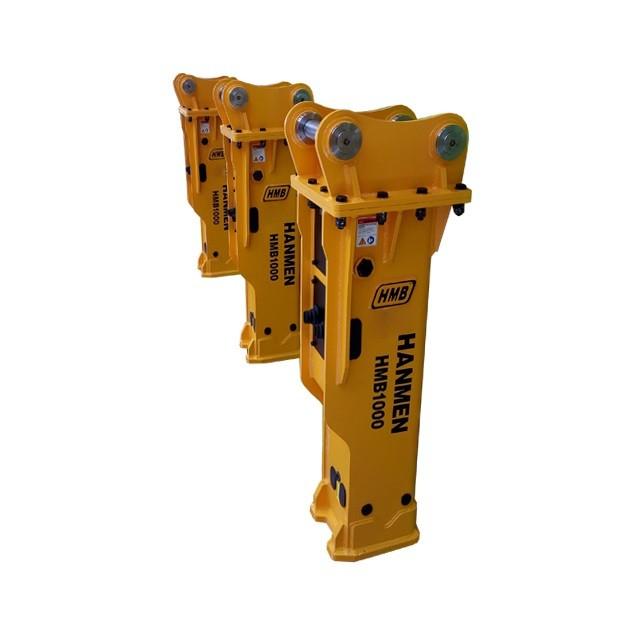 Custom free hydraulic rock breaker hammer manufacturer hydraulic breakers hydraulic rock hammer Factory From China