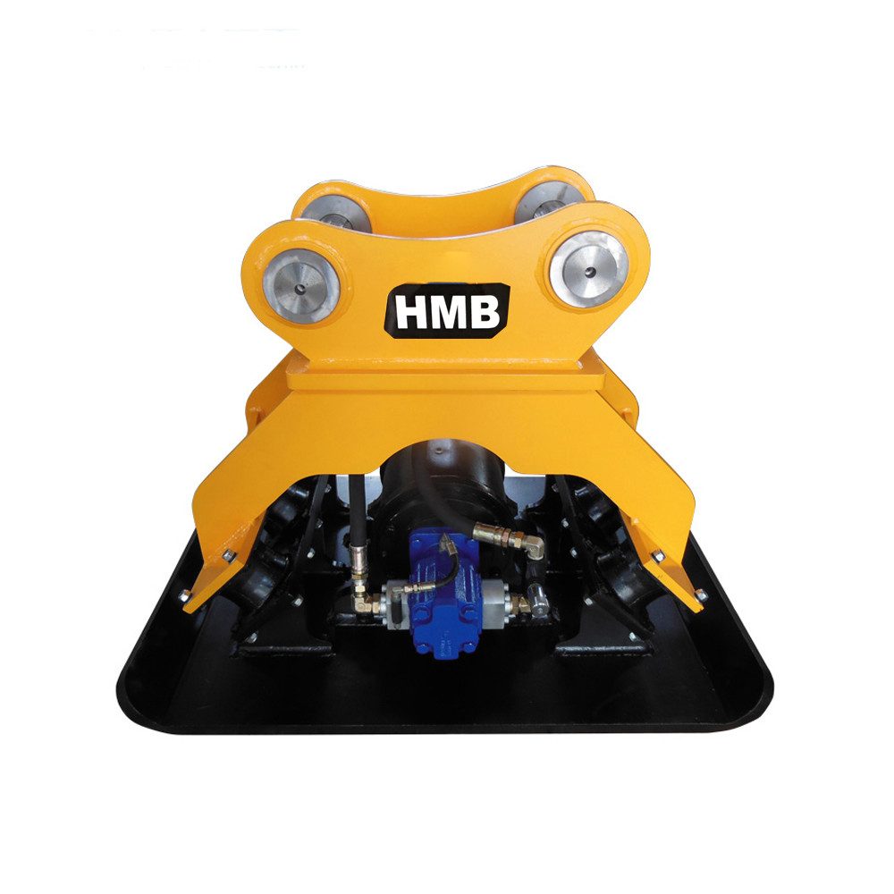 Exported Hydraulic Impact Vibro Plate Compactor For digger