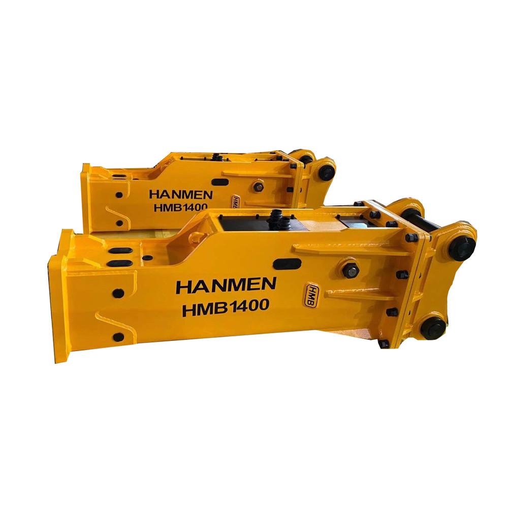 Factory Price 18ton 20ton 25ton 30 ton High Impact Hydraulic Rock Breaker for Excavator