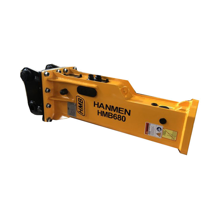 Hot Sale soosan Sb40 Hydraulic Breaker Hydraulic Concrete Breaker Hammer for Mini 3ton 6ton 8ton Excavator