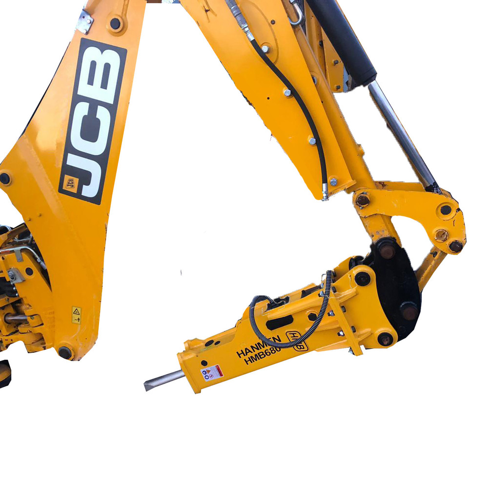 yantai construction machinery attachments martillo hidraulico hammer hmb680 hydraulic breaker