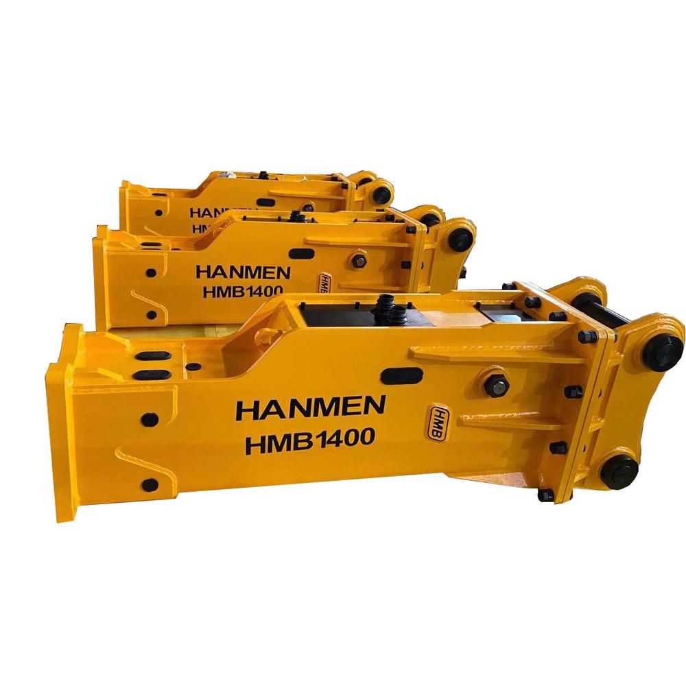 heavy duty box type hydraulic hammer demolation rock hammer sb81 breaker hammer