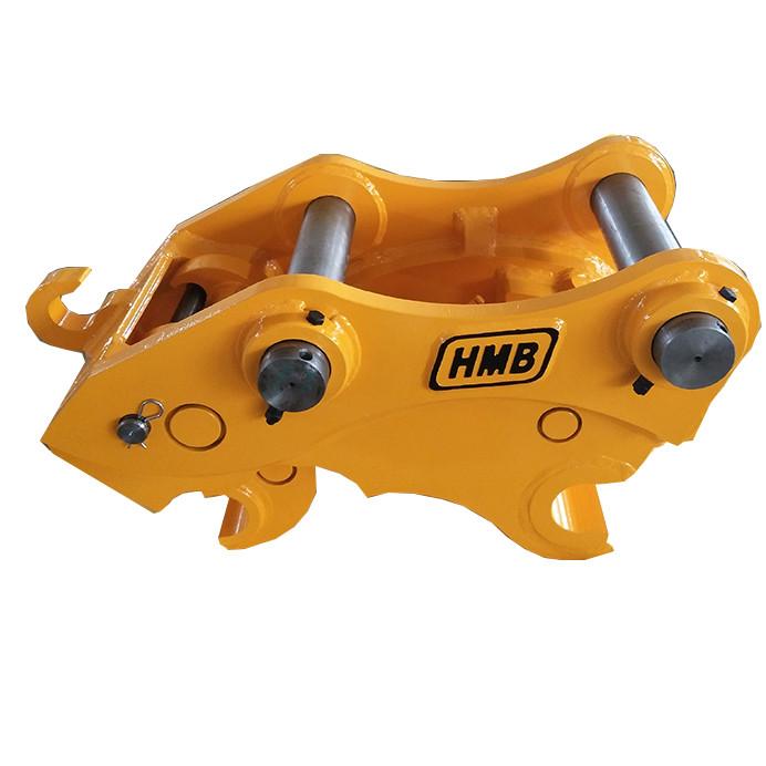 Factory Price 6t quick hitch coupler quick excavator quick coupler for sale
