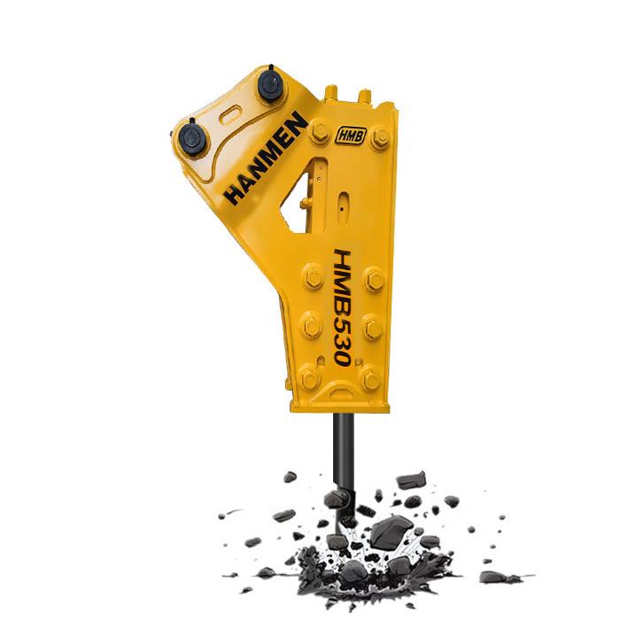 Ce Certificated sb43 Side Type Concrete Rock Breakers Excavator Hydraulic Breaker Hammer for sale