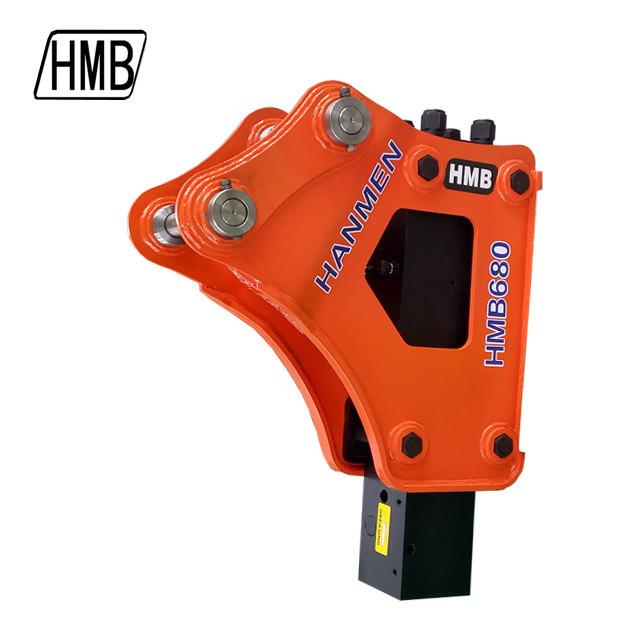 SB40 Side Type Hydraulic Rock Breaker Chisel 68mm Hydraulic Hammer breaker for 3-7 ton excavator